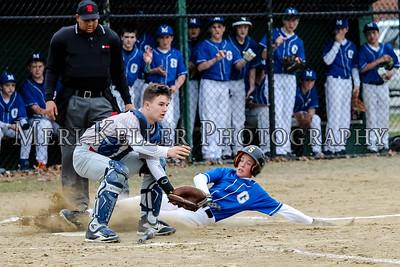 Gaudet Baseball vs. TMS 2015