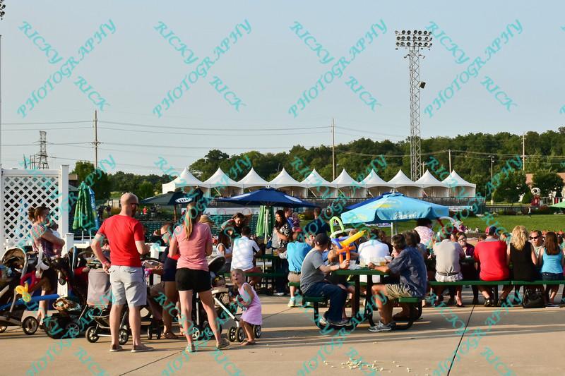 River City Rascals (14) vs Schaumburg Boomers (3) - 07/09/14