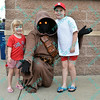 River City Rascals (11) (5) vs Southern Illinois Miners (9) (3) - double header - Mascot Mania / Star Wars Night - 08/17/14