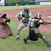 River City Rascals (11) (5) vs Southern Illinois Miners (9) (3) - double header - Mascot Mania / Star Wars Night - 08/17/14