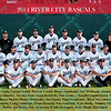 2014 River City Rascals team photo