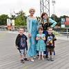 8/22/15 -River City Rascals (3) vs Evansville Otters (5) - Princess and Superhero 2