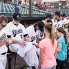 5/14/17- River City Rascals vs Normal Cornbelters - Mothers Day