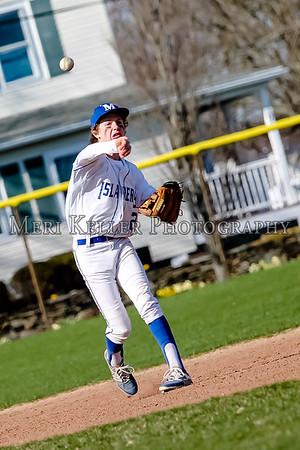 MHS Baseball vs. LaSalle 2015