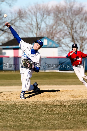 MHS Baseball vs. PHS 2015