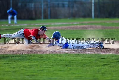 Portsmouth vs Middletown Baseball Vasity 4.18.17