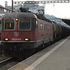 SBB Re 6/6 620015-8 (11615) 'Kloten' heads E towards Olten at Pratteln 10/10/16