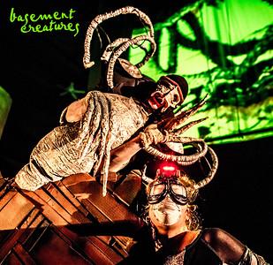 Basement Creatures - A Rock Opera
