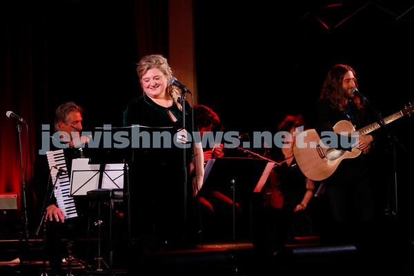 28-7-18. Bashevis Singers self titled album launch at Memo Music Hall, St Kilda. Photo: Peter Haskin