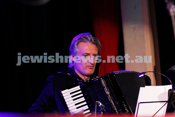 28-7-18. Bashevis Singers self titled album launch at Memo Music Hall, St Kilda. Photo: Peter Haskin