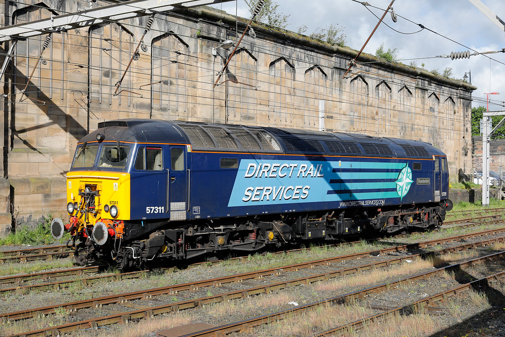 Thunderbird 57311, Carlisle