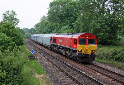 66097 Mortimer 02/06/12 4O40 Morris Cowley to Southampton