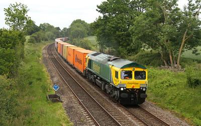 66418 Mortimer 10/06/15 4O70 Wentloog to Southampton