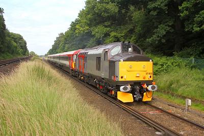 37800 Oakley 07/07/16 5Q42 Three Bridges to Eastleigh