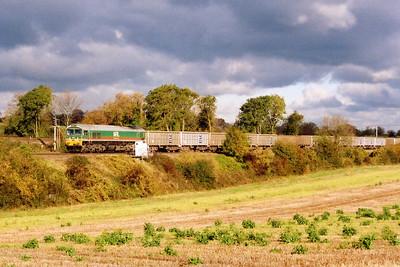 59002 Battledown 11.36 7V01 Woking to Westbury