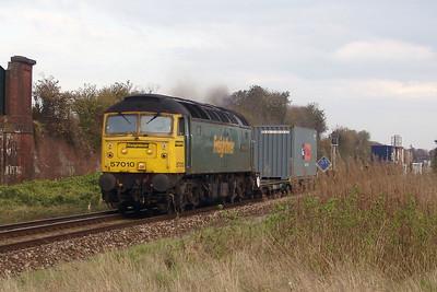 57010 Battedown 08/10/05 10.03 4O51 Wentloog to Southampton Millbrook