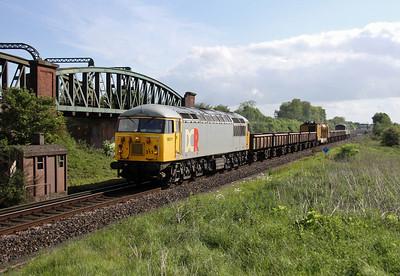 56311 Battledown 25/05/14 6Z41 Ashtead to Eastleigh
