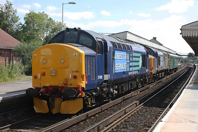 37409 Basingstoke 16/06/10  2Z01 09.20 Southampton Central to Leeds
