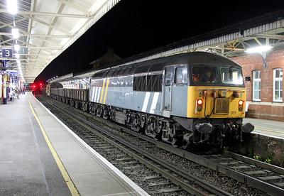 56301 Basingstoke 19/05/14 6Z42 Eastleigh to Winchester