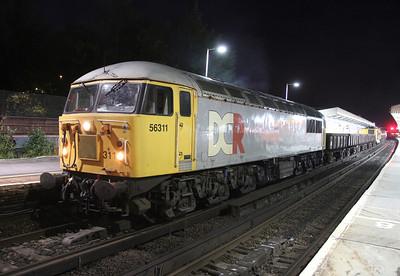 56311 Basingstoke 19/05/14 6Z42 Eastleigh to Winchester