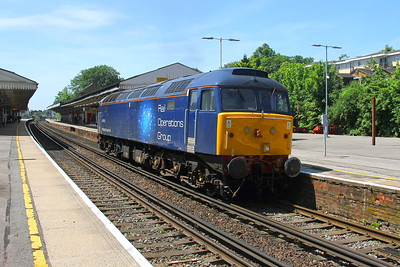 47813 Basingstoke 06/06/18 0H72 Eastleigh to Wembley