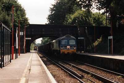 59005 Botley 21/08/98 7V16 Fareham to Whatley