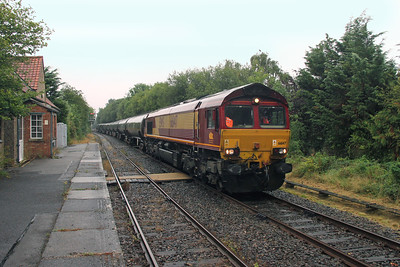 66147 Marchwood 05/09/16 6Y32 Fawley to Holybourne