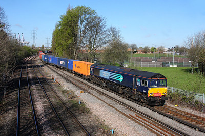 66420 Millbrook 11/04/12 4M28 Southampton to Ditton
