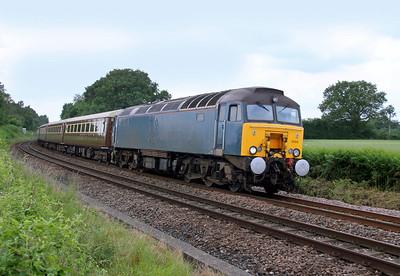 57313 Oakley 22/06/14 5Z37 Bristol to Southall