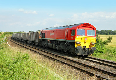 59206 Overton 10/07/14 6V12 Woking to Merehead