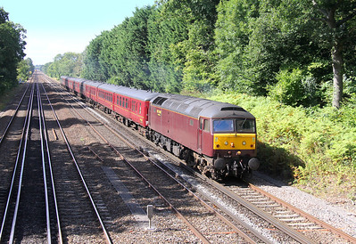 47237 Old Basing 16/09/13 5Z42 Bristol to Southall