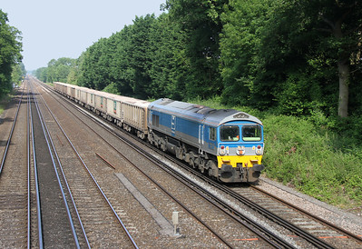 59002 Old Basing 19/06/13 6O12 Merehead to Woking