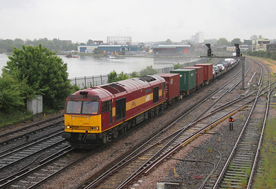 60071 St Deny's 28/05/13 6X44 Southampton Western Docks to Eastleigh