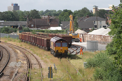 66174 Southampton Up Goods Yard 24/06/16