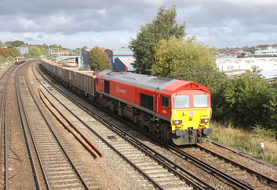 59204 Northam 24/10/13 7V07 Chichester to Merehead