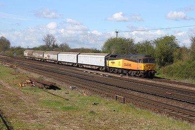 47739 Worting Junction 28/04/16 6S47 Eastleigh to Derby St Andrews