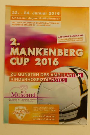 2. Mankenberg Cup 2016