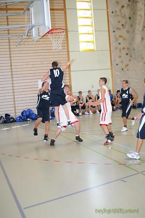 Basket Cadets 93 2009-2010