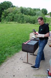 Grillade AVB 19 juin 2008 au Refuge de Belmont sur Lausanne