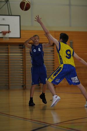 Basket Cadets 93 2008 - 2009