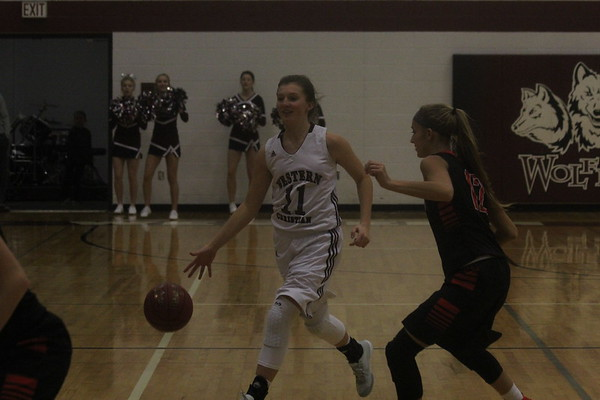 Basketball 1-17-17: Western Christian vs. LeMars girls' and boys'