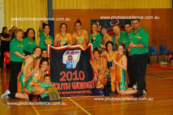 Sydney Comets YL Women