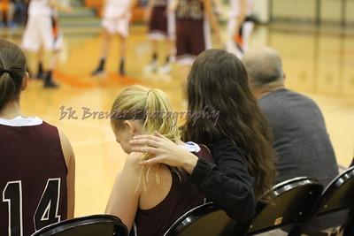 HCHS varsity girls vs Byron Center