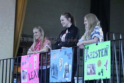 HCHS varsity girls vs zwest