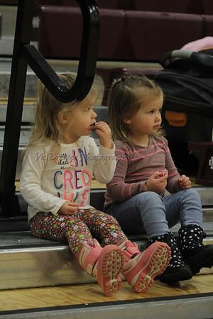 HCHS jv girls vs Byron Center