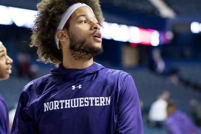Lewis at Northwestern Mens