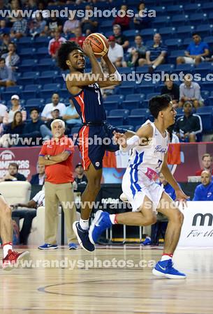 Basketball - 2017-2018 - FIBA U18