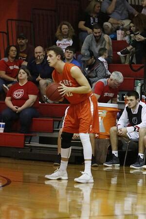 2/16/18 Wheatmore vs Randleman basketball