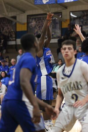 2/6/2018 Southwestern Randolph vs Asheboro Varsity Boys Basketball