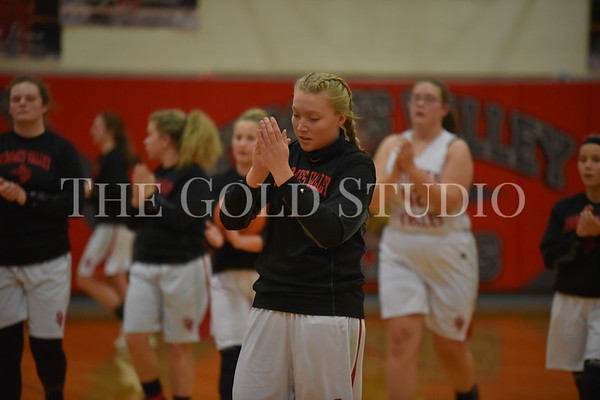 Eastern at Symmes Valley High School Girls 12-21-2017